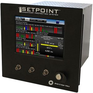 BKVIBRO Setpoint Machinery protection system