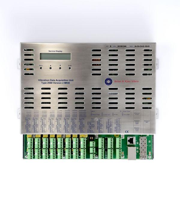 bkvibro VDAU monitoring system